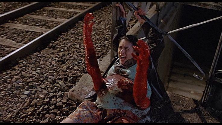 Cine de Terror y de Culto: Baby blood (1989)