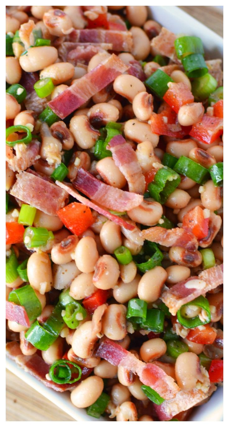black eye pea salad recipe  black eyed pea salad