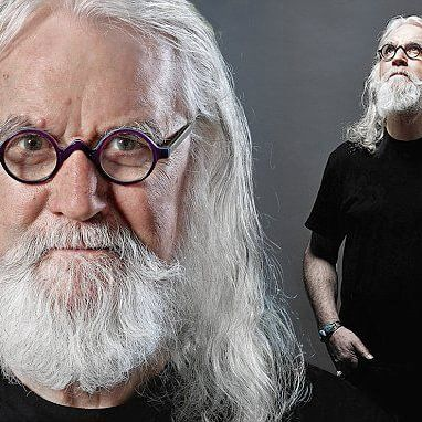 Parkinson's won't stop me making people laugh: Billy Connolly