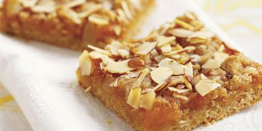 Cook's Country Peach Squares