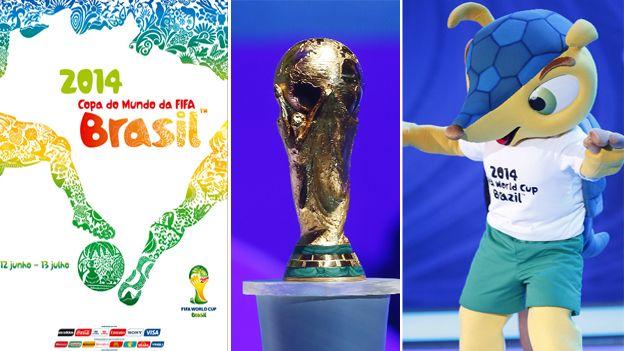 Brasil 2014: fecha y hora de los partidos del Mundial (según hora peruana)