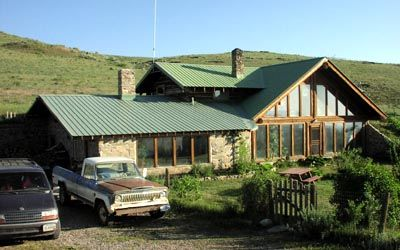 17 best images about passive solar homes on pinterest for Butt and pass log home plans