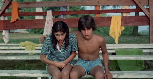 "Horror Movie: Sleepaway Camp (1983) ""It has one of the best twist endings I've ever seen. You won't be sorry."""