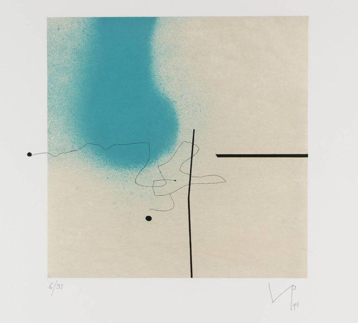 Victor Pasmore, 'Magic Eye 1' 1995
