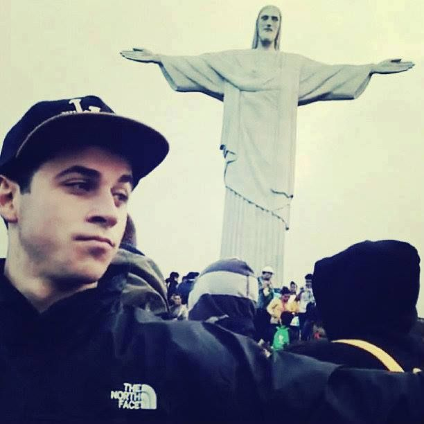 David Henrie at World Youth Day