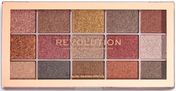Makeup Revolution Revolution Folie Raserei Fusion Lidschatten-Palette   Ulta Beauty   – Christmas list 2019