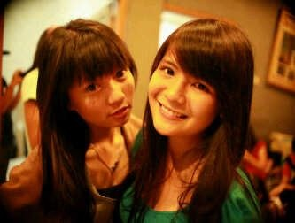 With Sonya