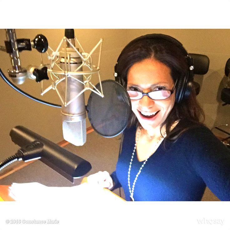 """Constance Marie's image - """"a #Beautiful day to be #DoñaPaloma on #ElenaOfAvalor!  Y'all are gonna love it! #August2016 @_CraigGerber #NiceHair"""" on WhoSay"""