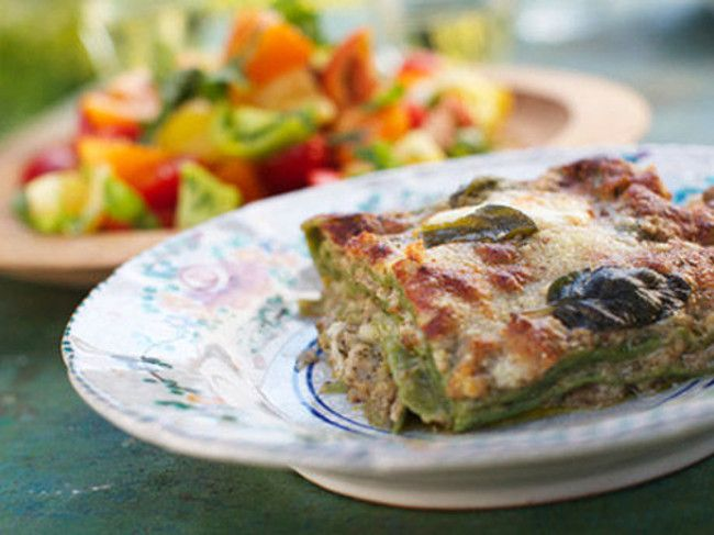 49 best michela chiappa images on pinterest italian cooking simply italian articles lasagne verdi with sage and walnut pesto recipe channel 4 forumfinder Gallery