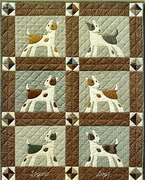 Image result for Free Dog Quilt Block Patterns Big