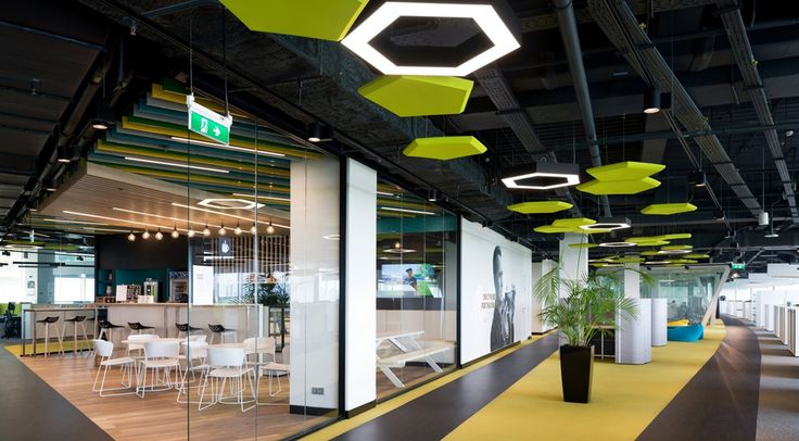 Adidas Offices – Russia / Moscow, by ABD architects