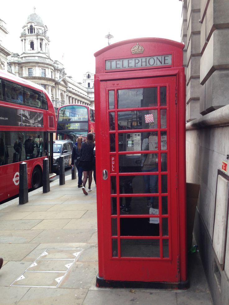 Så fik jeg også besøgt London! Studietur i 2.g marts 2014.