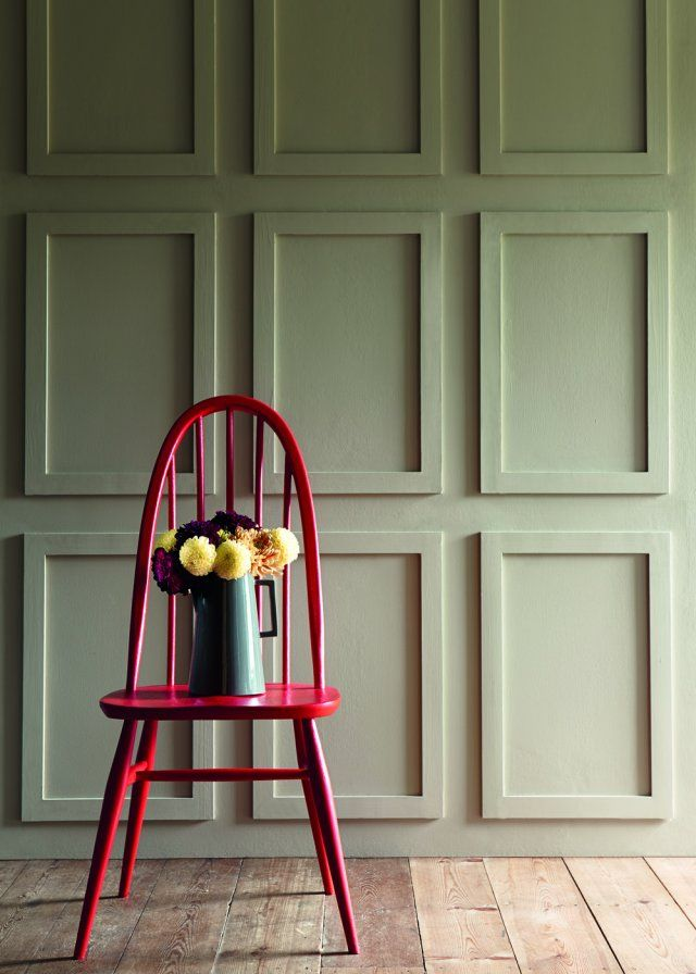 Les 25 meilleures id es de la cat gorie meubles peints de couleurs claires sur pinterest des for Peinture chambre vert amande
