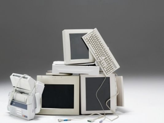 computer recycling http://www.revivingit.co.uk #recycling #IT #technology