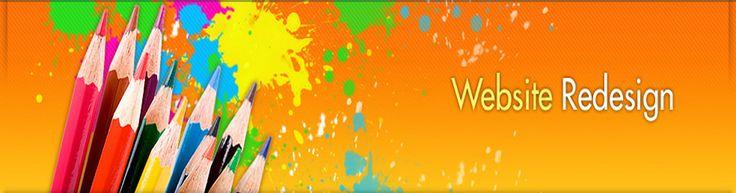 Get excellent & professional #websiteredevelopmentservices at #RiyaInfotechSolutions