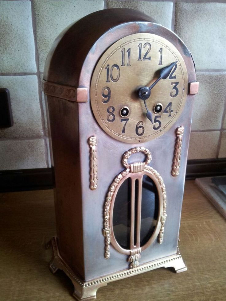 393 best Uhren images on Pinterest Tag watches, Antique clocks
