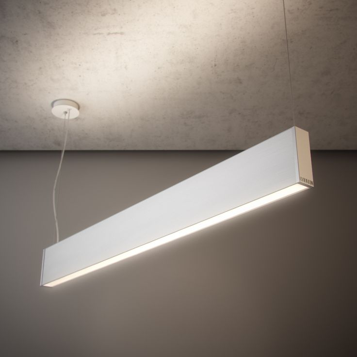 Slim H LED SUS is a suspended profile with up and downward illumination. It is part of the slim range utilising the slim 40mm lens and uses the light tray 40 LED with Tridonic Linear Light Engine HE or HO LED boards | http://www.darkon.com.au/product/slim-h-led-sus/