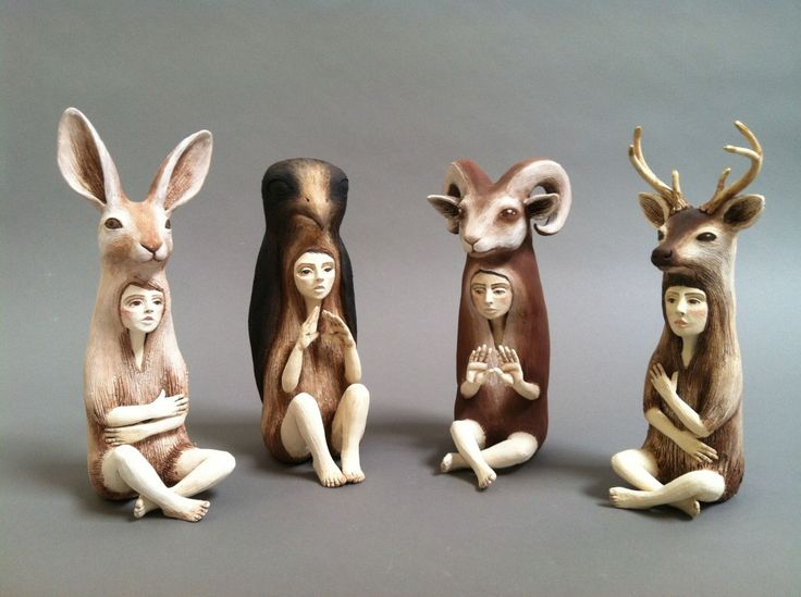 Crystal Morey Ceramic Sculptures2