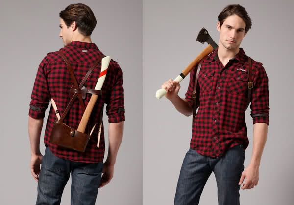 Wood Cutter Modern Costume Great Option To Go With A
