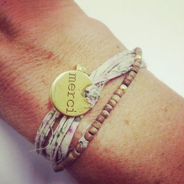 Les bracelets de Corinne