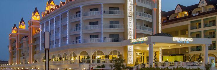 Dream World Resort - Evrenseki, Side