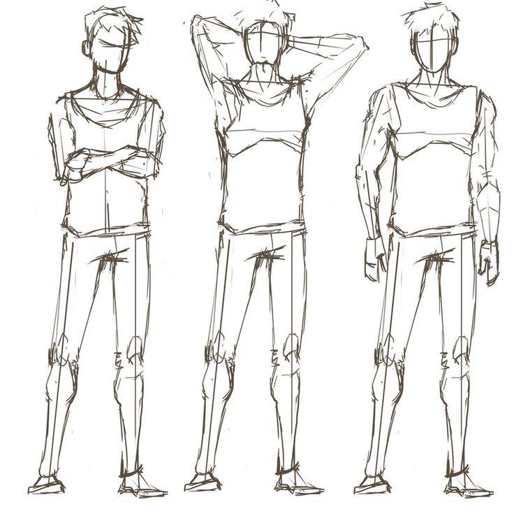character_pose_sketch_by_retrospektre-d54bgg2.png (894×894)