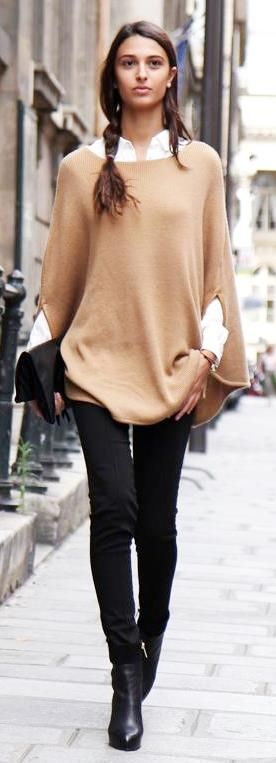 Yummy!  I can see you wearing this!  Maybe not that color. Beautiful Chic Street Style