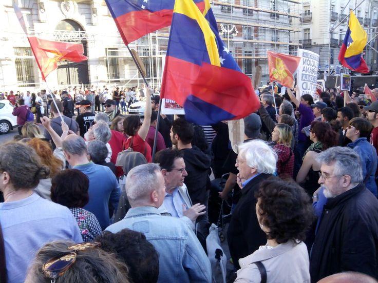 Madriz en la calle con la Revolución Bolivariana, Comité de Víctimas de la Guarimba y el Golpe Continuado, Extrema derecha venezolana, Paz Venezuela