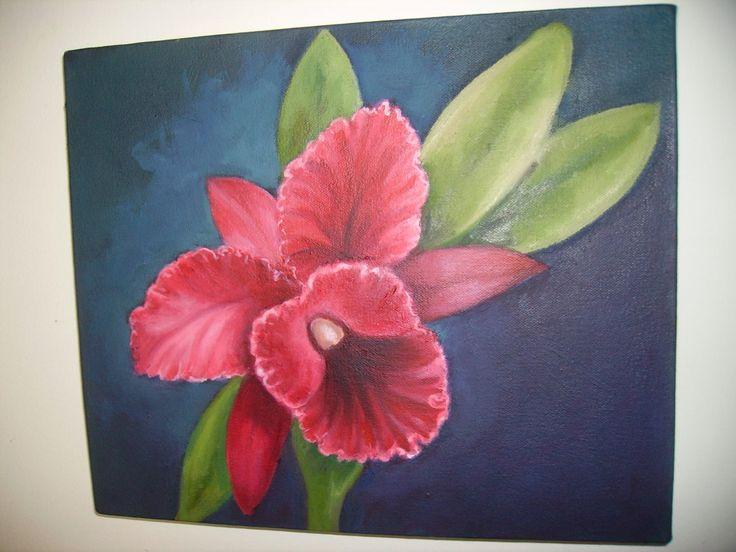 Orqu dea alisar an al oleo mis obras de arte pinterest for Pinterest obras de arte