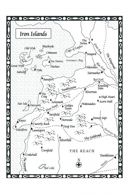 Image Result For Game Of Thrones Map Official
