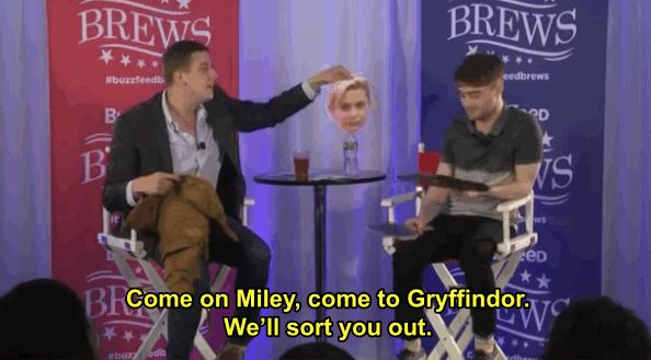 good luck sorting Miley out!