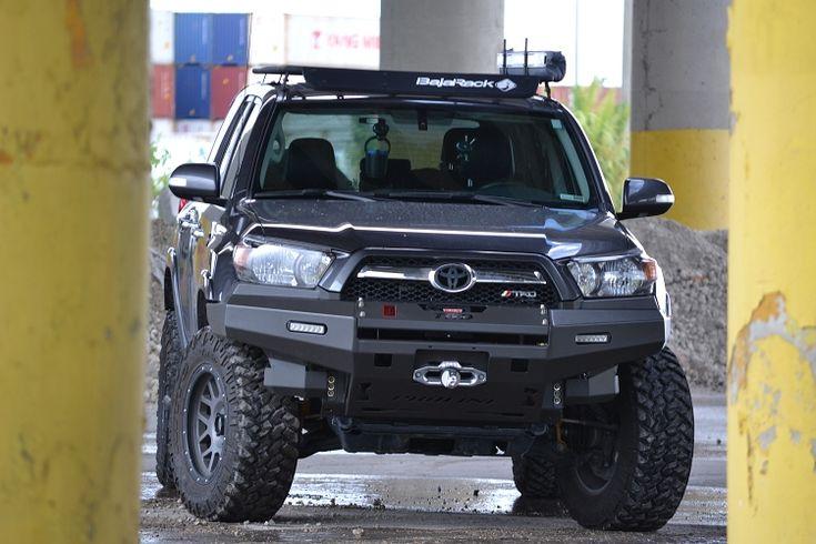 Toyota 4runner 2010-13 front Elite Bumper