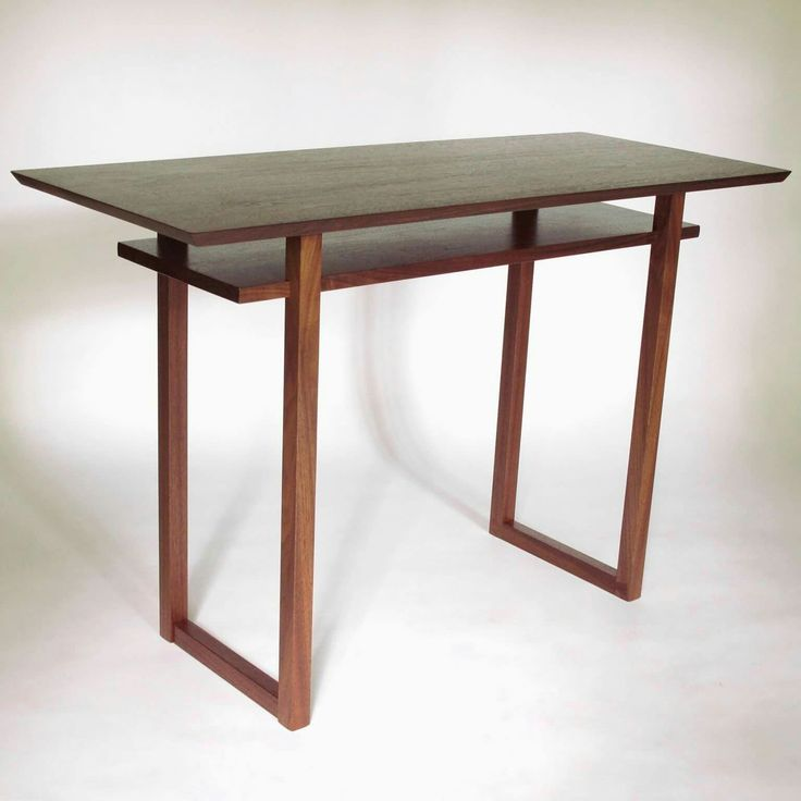 213 best a narrow table images on pinterest console for Narrow console table modern
