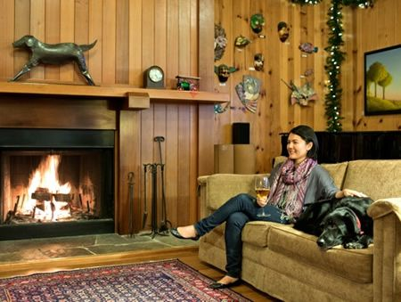 Dogs Are Welcome Like Family At Stanford Inn By The Sea In Mendocino Ca Pet Friendly Hotelsguest
