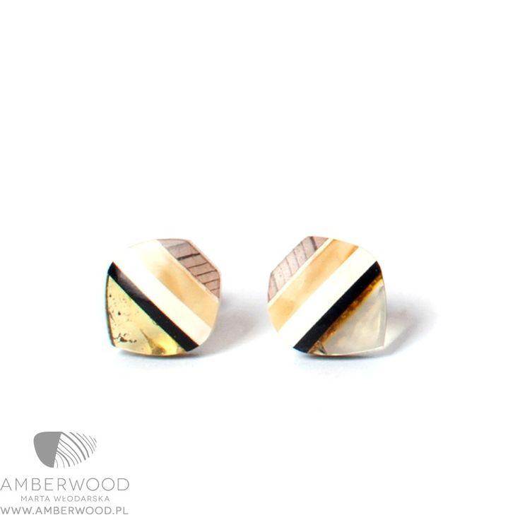 Earrings Amberwood SM1212