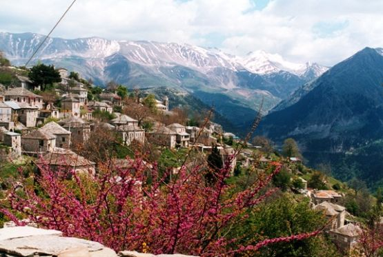 VISIT GREECE| Kalarrytes #Ioannina #VisitGreece #Greece