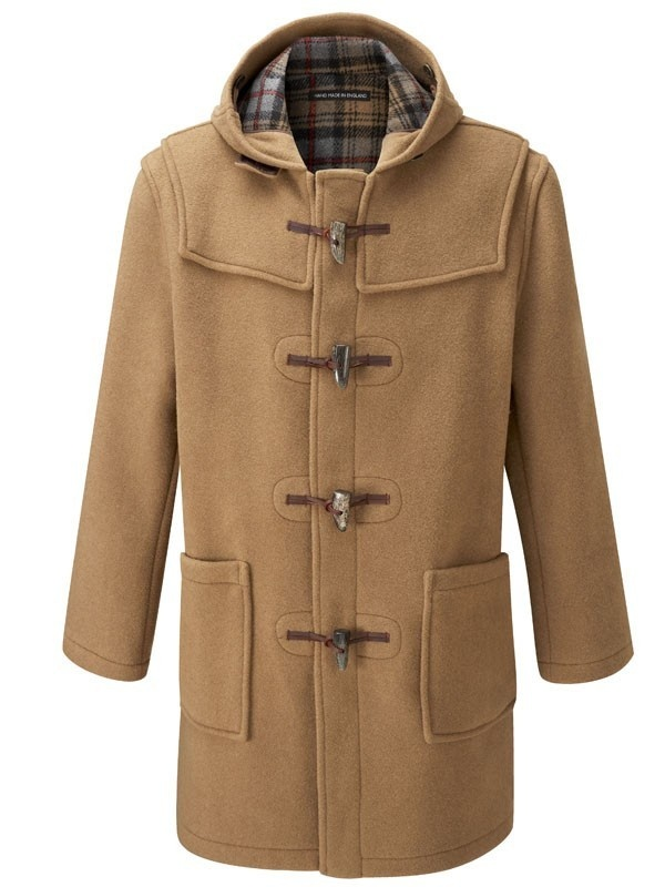 17 Best images about MEN / Duffle Coat on Pinterest | Wool, Duffle ...