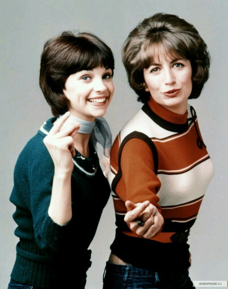 Laverne & Shirley (Cindy Williams and Penny Marshall)