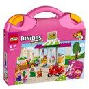 Lego Juniors Supermarket Suitcase (10684) 10684 Take the LEGO® Juniors Supermarket Suitcase with you everywhere you go! Set up the Easy to Build Supermarket with vegetables and cute red scooter to help your minifigures get to the store. Put the dif http://www.MightGet.com/january-2017-11/lego-juniors-supermarket-suitcase-10684-10684.asp