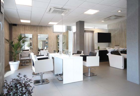 Oltre 20 migliori idee su saloni di parrucchieri su for Gamma arredamenti parrucchieri