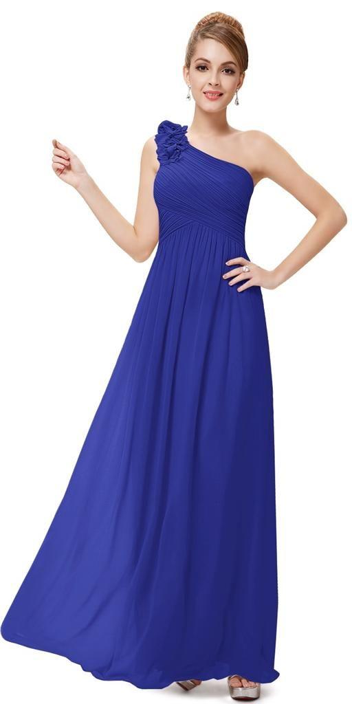 136 best Cobalt Sapphire Blue Bridesmaid Dresses images on Pinterest