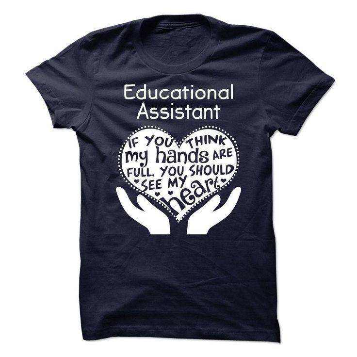 Educational Assistant T Shirt, Hoodie, Sweatshirt