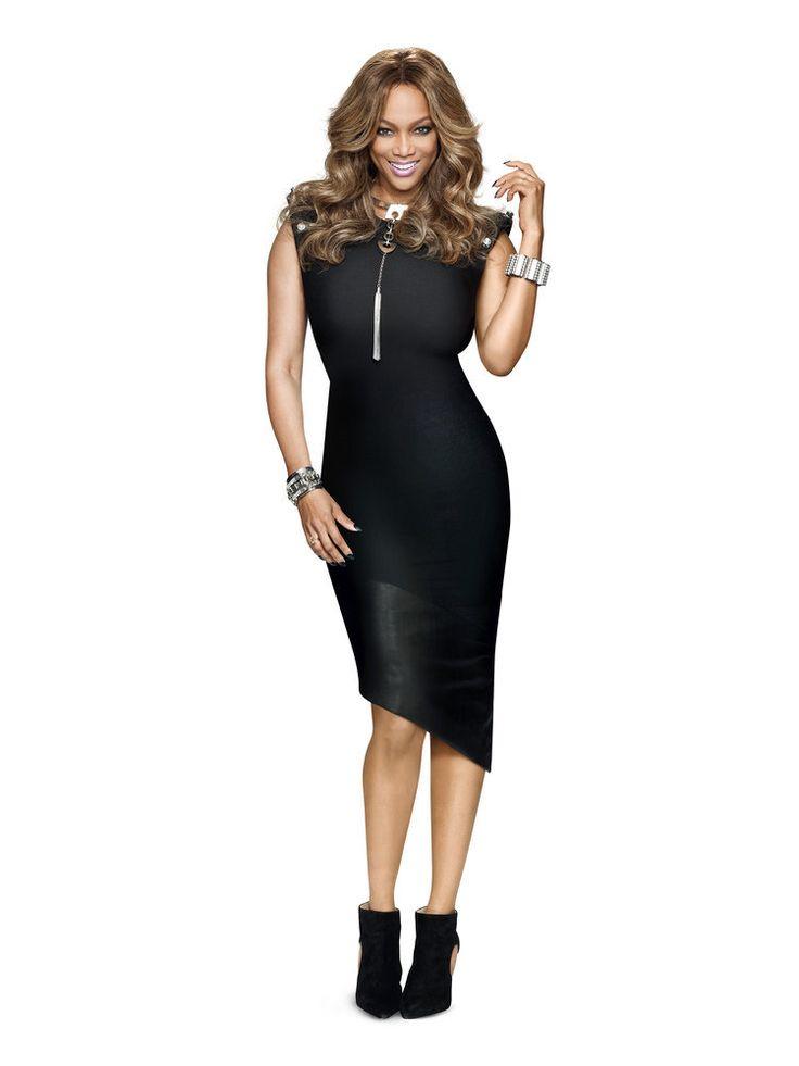 Tyra Banks - Host of America's Got Talent 2017 Season 12
