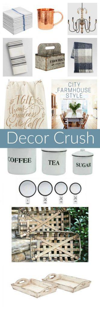 Current Home Decor Crush