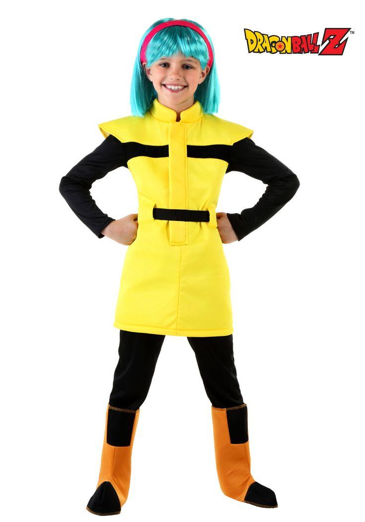 Child Bulma costumes from Halloweencostumes.com