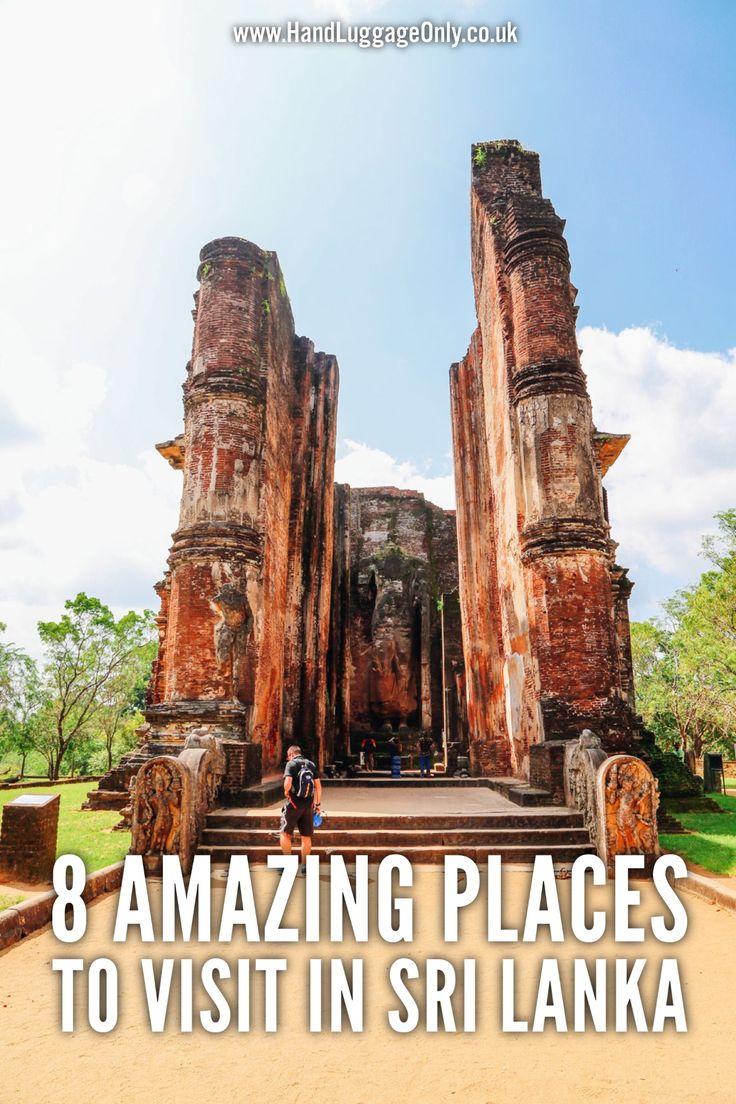 8 Amazing Things To Do In Sri Lanka