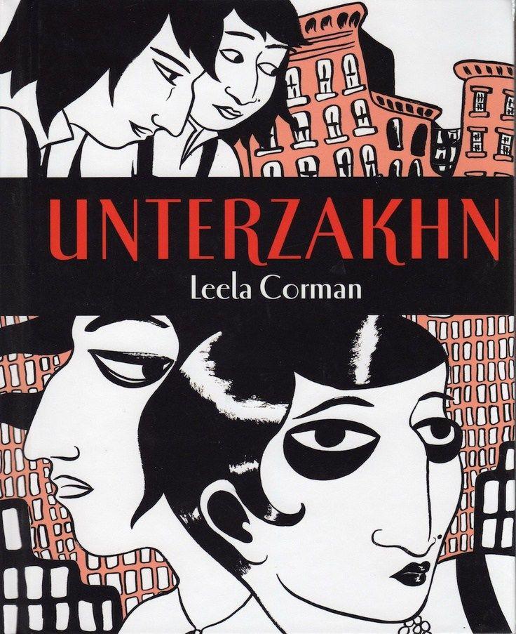 Graphic novel review—Unterzakhn by Leela Corman