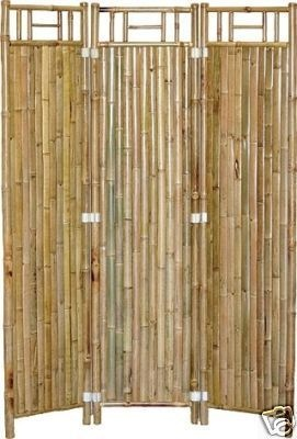 New Bamboo Panels for Tiki Bar
