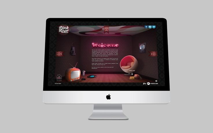Website PinkRose