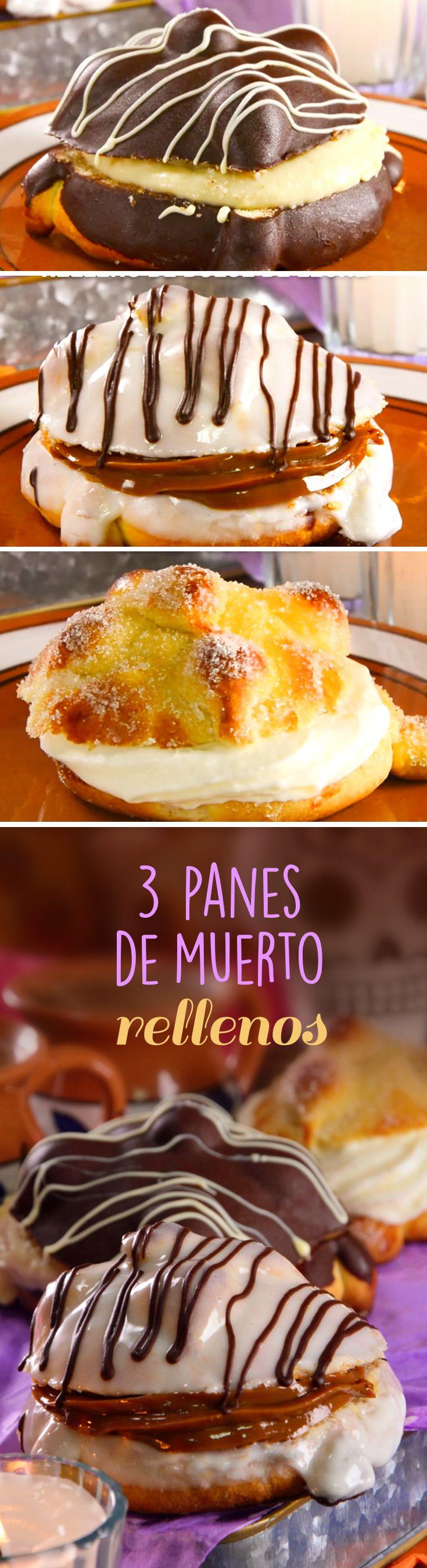 Para el 2 de noviembre en #México se come el #PanDeMuertos